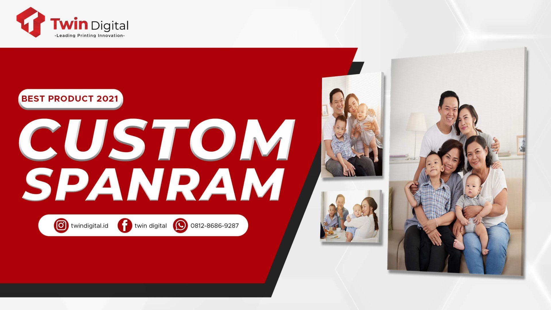 Custom Spanram