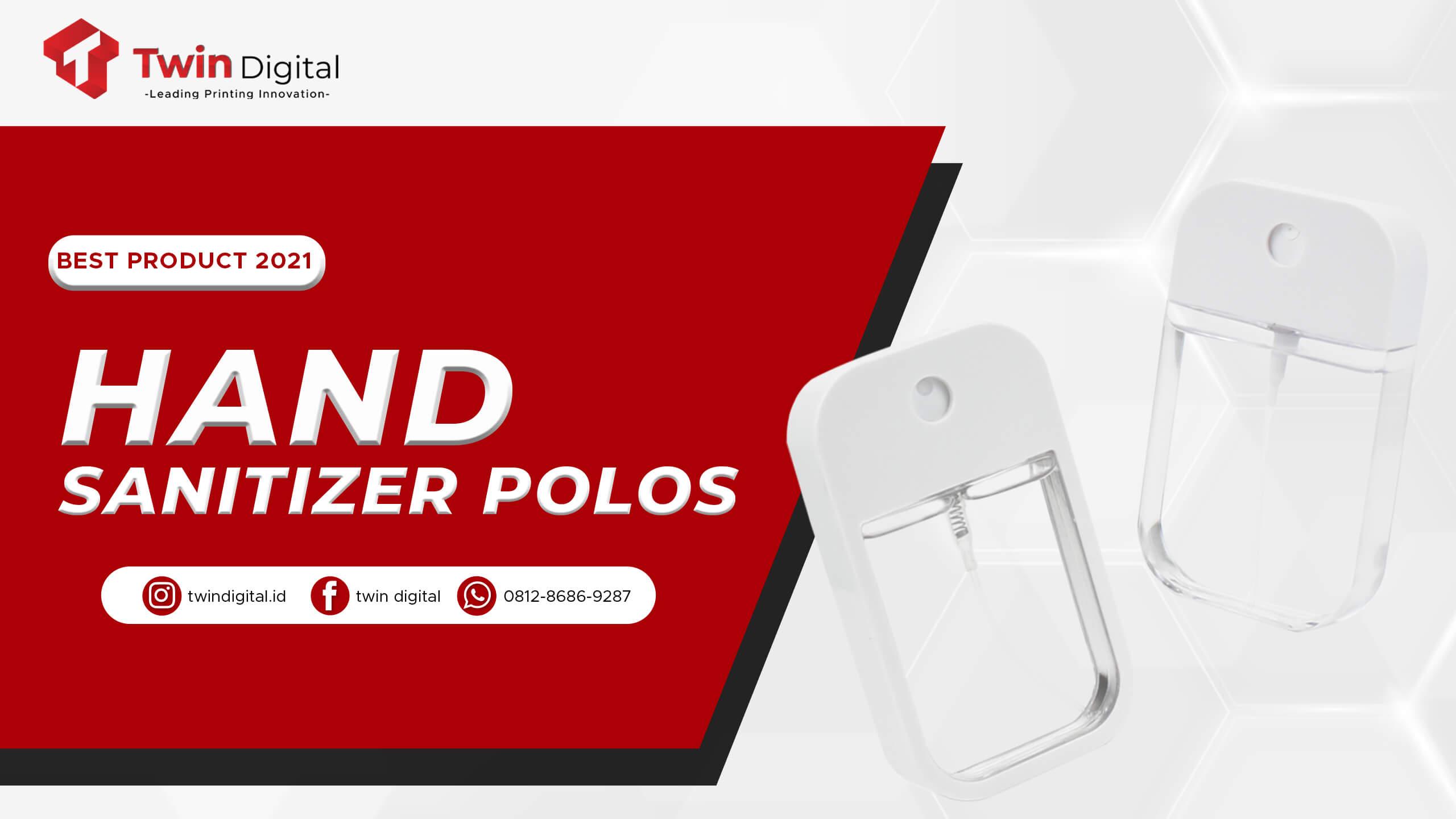Hand Sanitizer Polos